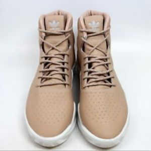 Adidas high top basketball sneakers Sz 12